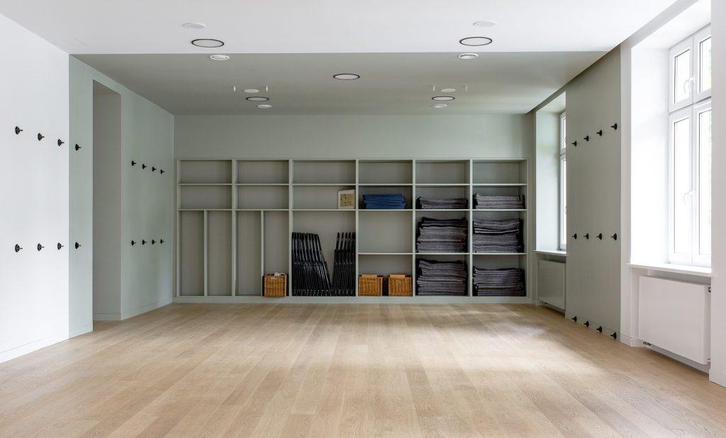 Sala do jogi w Studio Jogi Katarzyny Pilorz
