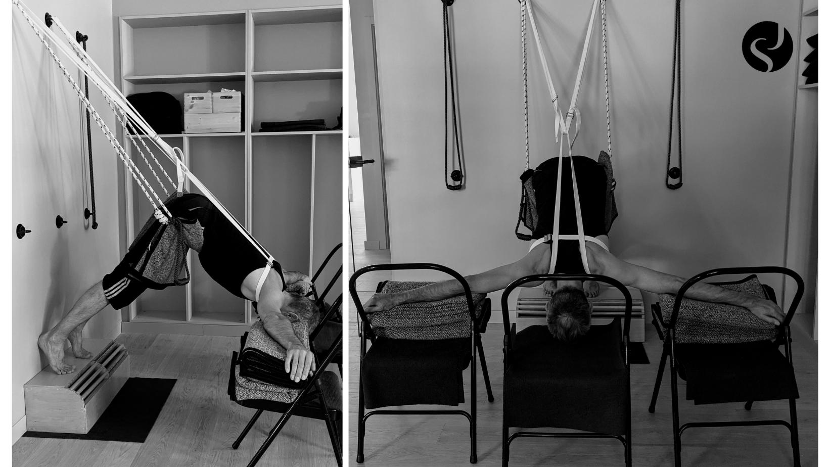 Joga terapeutyczna w Studio Jogi